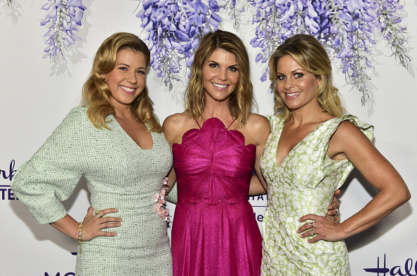 Lori Loughlin supported by Full House co-star Candace Cameron Bure: 'We'll always be there'