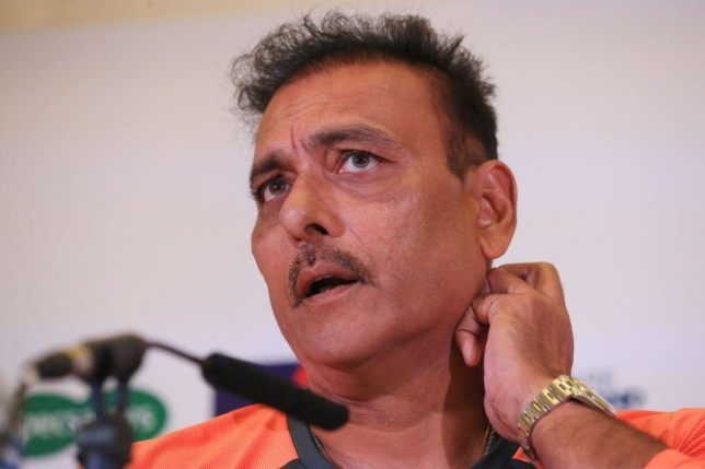 GettyImages-1017637408 India coach Ravi Shastri expects 'very close 2019 World Cup' – but says England are worthy favourites