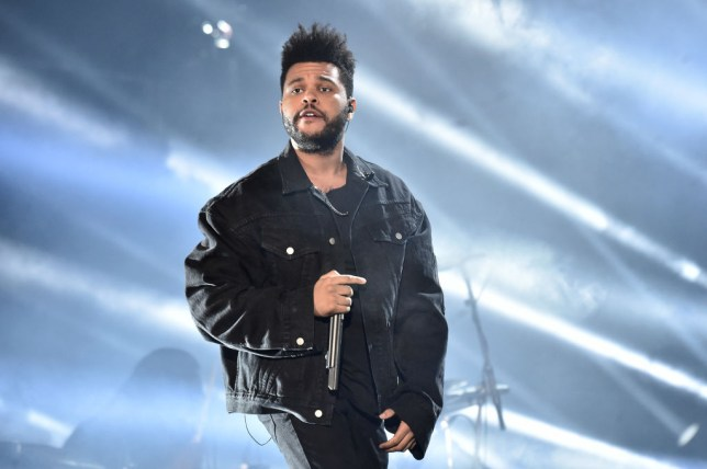 fcb846725 The Weeknd is being 'sued' over his track A Lonely Night   Metro News
