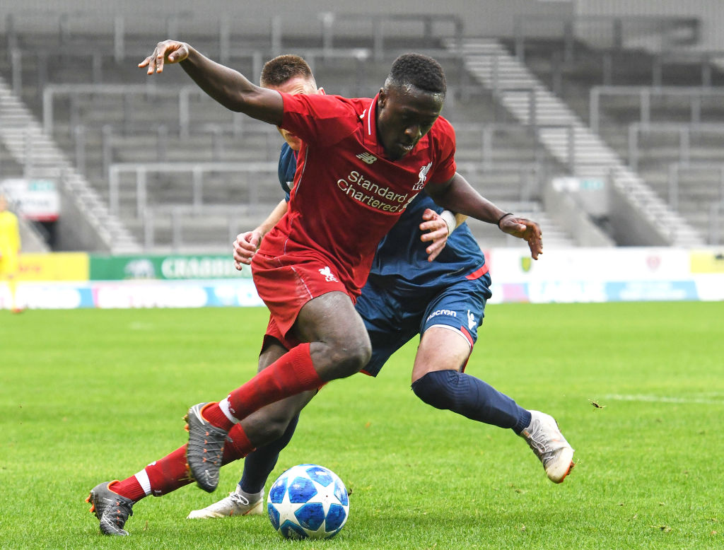 Liverpool's Bobby Adekanye 80% sure he's joining Lazio at the end of the season