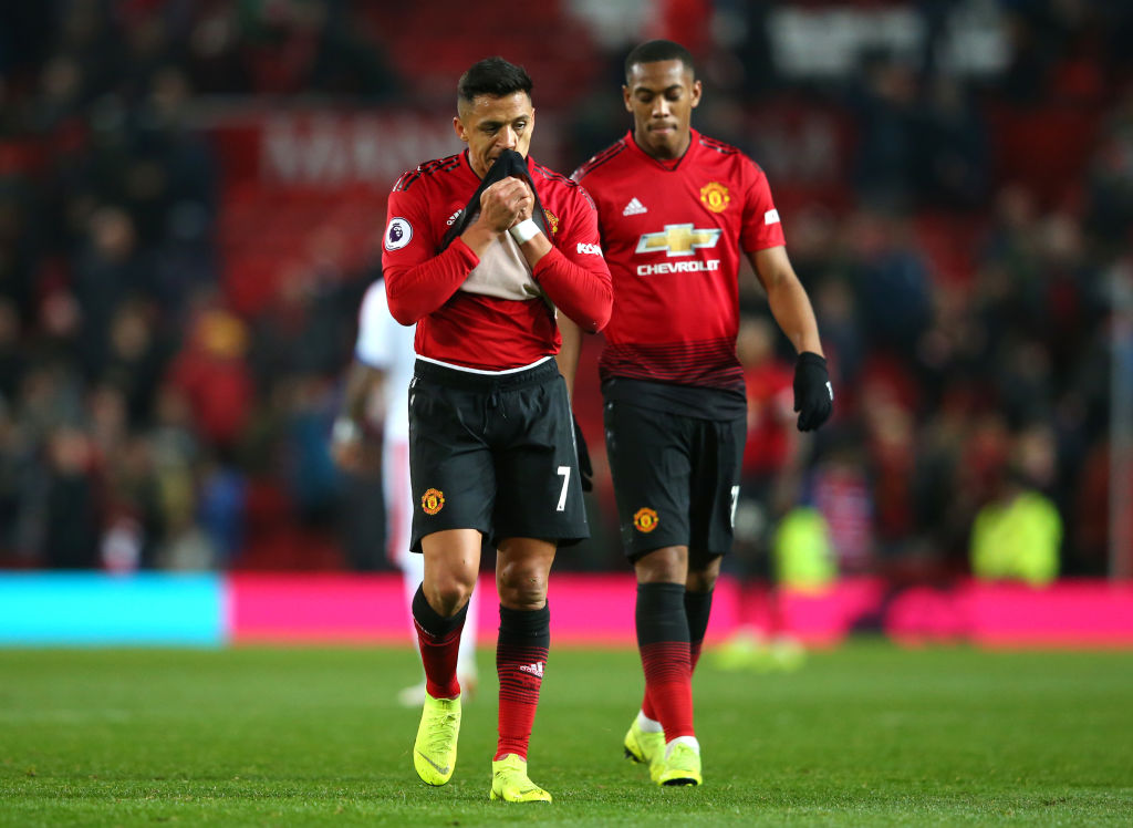 Manchester United squad turn against one another after being forced into 25% pay cut