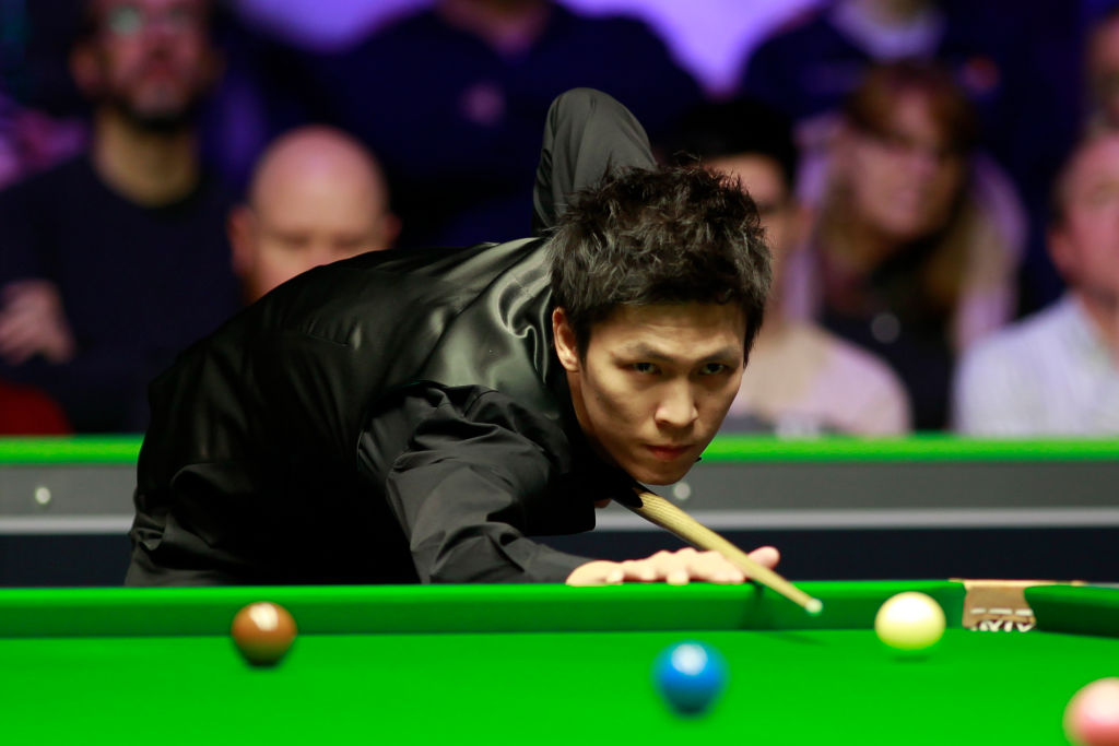 Quickest player on tour is first to race through Snooker World Championship qualifying
