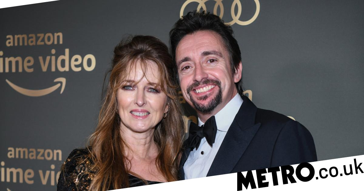 Richard Hammond didn't recognise wife after Top Gear 2006