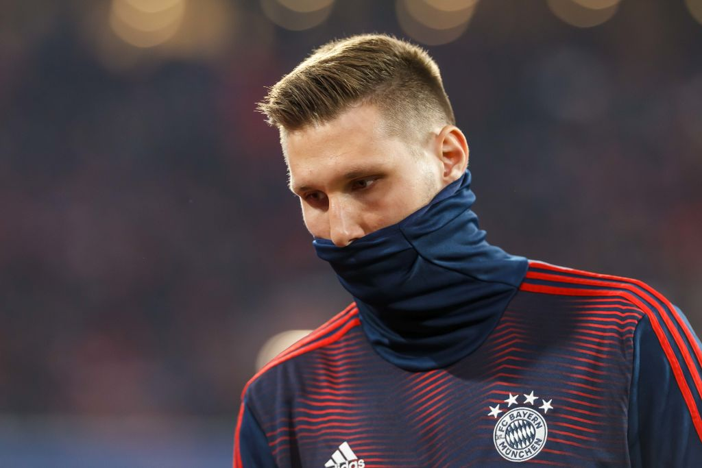 Bayern Munich defender Niklas Sule is wanted by Manchester United