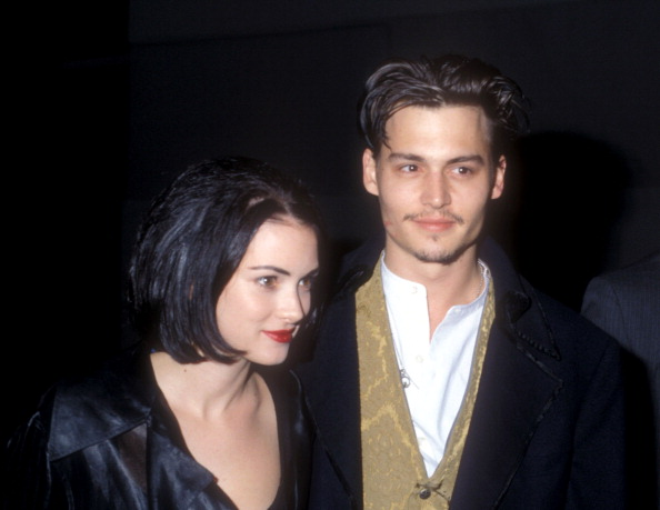 Johnny Depp and Winona Ryder marriage blocked because she was 'too young' says Hairspray director
