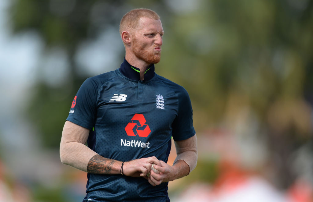 Ben Stokes has missed the last two matches for IPL team Rajasthan Royals