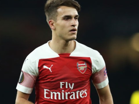Denis Suarez to hold talks with Unai Emery over training schedule after slow start at Arsenal