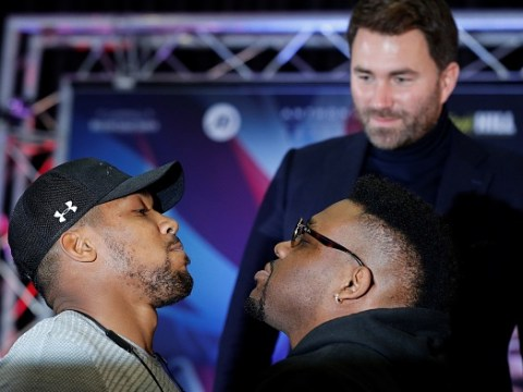 Jarrell Miller fails second drugs test ahead of Anthony Joshua fight