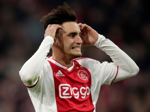 Marc Overmars confident of keeping Arsenal target Nicolas Tagliafico at Ajax