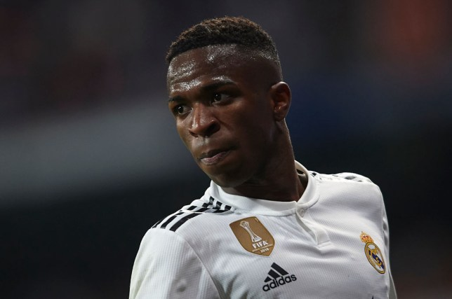 Real Madrid forward Vinicius Junior is highly regarded by Liverpool boss Jurgen Klopp