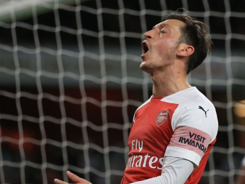 Arsenal star reveals what he loved about Mesut Ozil's performance against Newcastle