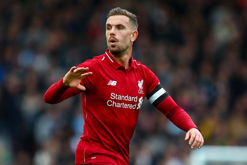 Jurgen Klopp delivers Jordan Henderson fitness update after Liverpool win over Chelsea