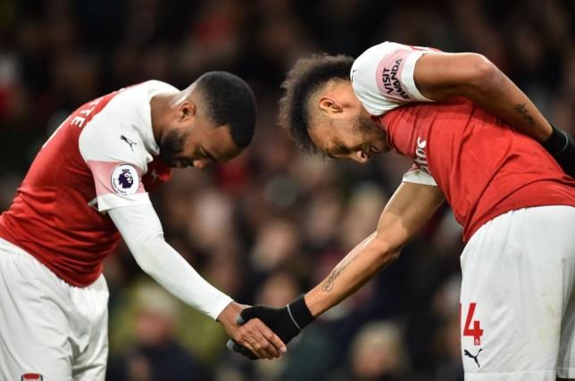 Arsenal Vs Napoli Team News Unai Emery Makes Five Changes As Aaron Ramsey And Pierre Emerick Aubameyang Return Metro News