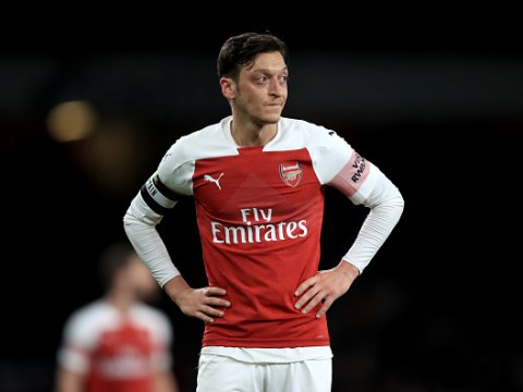Arsenal star Mesut Ozil explains why he has been forced to change his pre-match superstition