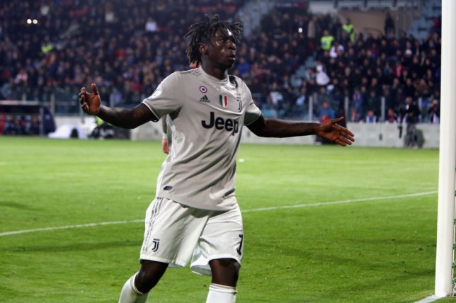Giorgio Chiellini Speaks Out After Juventus Striker Moise Kean Is Racially Abused By Cagliari Fans Metro News