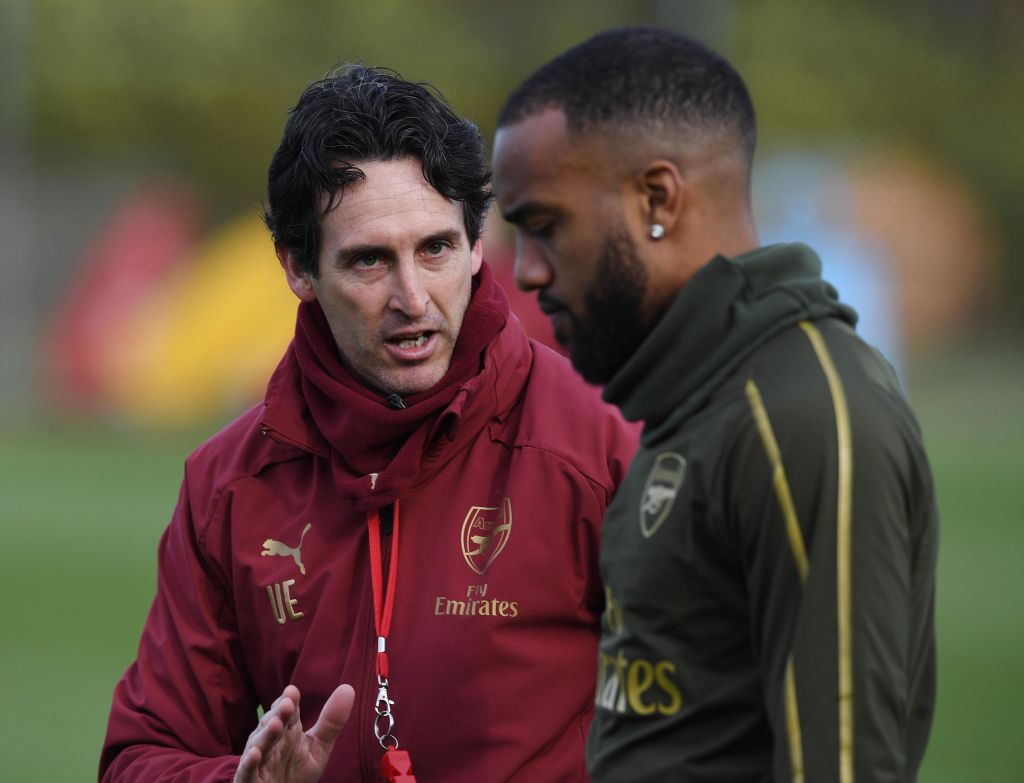 Alexandre Lacazette says he 'could be happier' at Arsenal