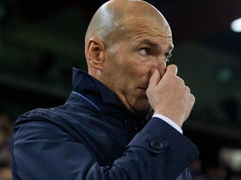 Zinedine Zidane adds Manchester United's Eric Bailly to transfer wishlist