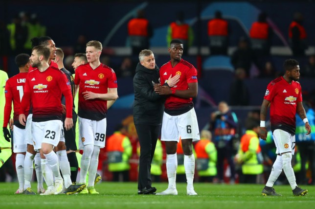 82eafefae0a Ole Gunnar Solskjaer hopeful Manchester United can repeat PSG heroics  against Barcelona
