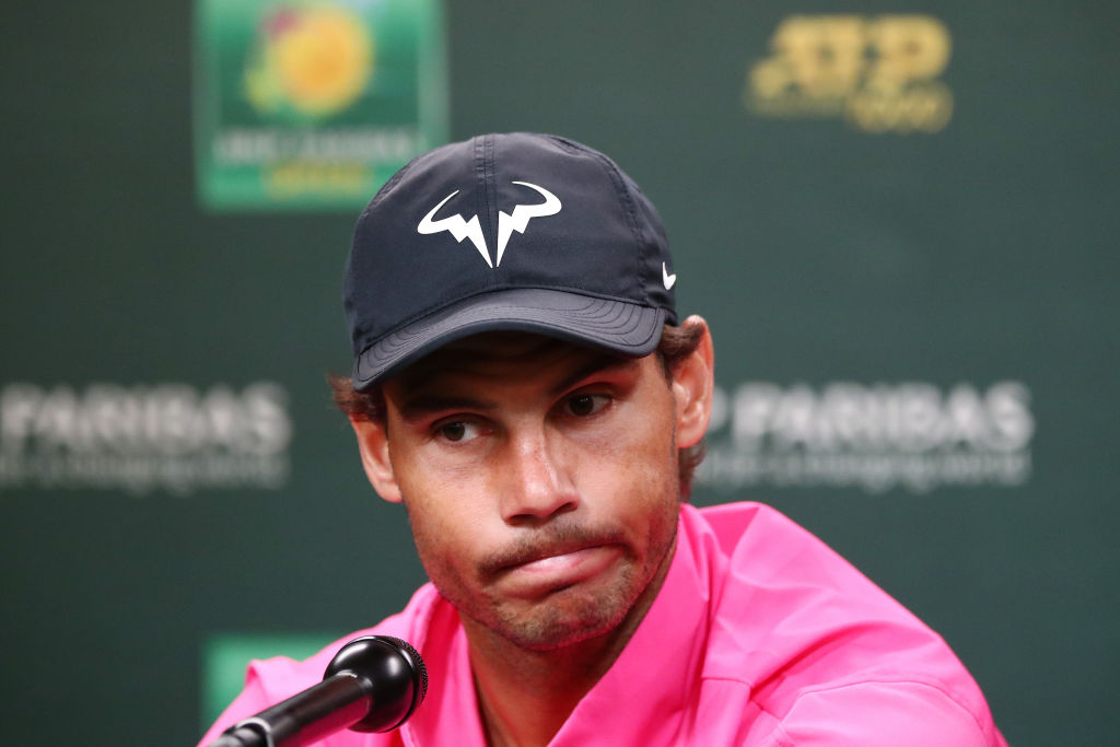 Rafael Nadal names six players who can provide a challenge to him on clay in 2019