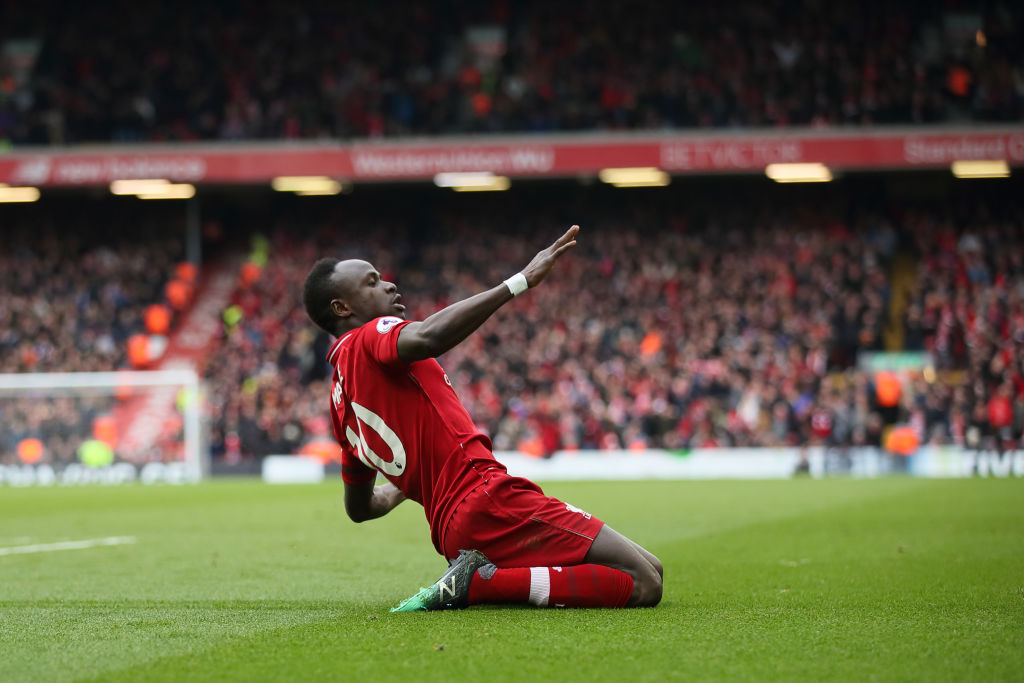 Jamie Carragher explains why Sadio Mane is more important to Liverpool than Mohamed Salah