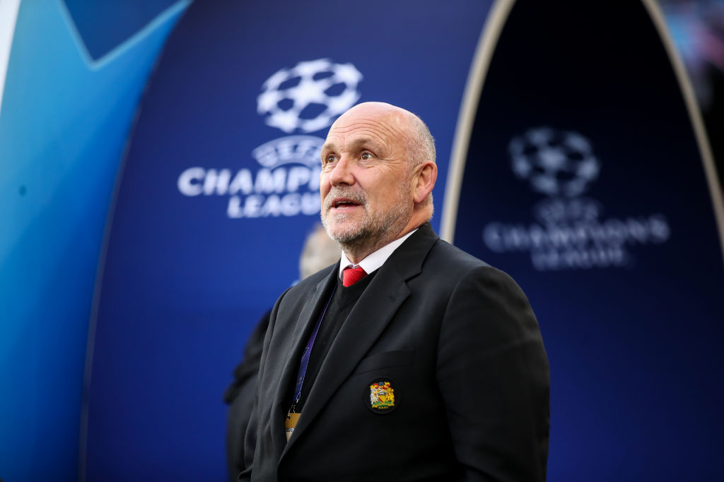Man Utd prospective technical director Mike Phelan could be assisted by Darren Fletcher