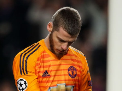 David De Gea should 'front up' after his mistake against Barcelona, says Gary Neville