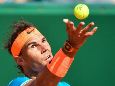 Rafael Nadal shakes off injury fears with relentless first clay win in Monte Carlo over Bautista Agut