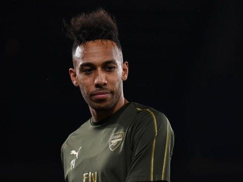 Why Pierre-Emerick Aubameyang misses Arsenal's match with Wolves