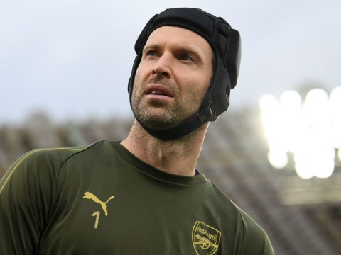 Arsenal goalkeeper Petr Cech speaks out on reports he has agreed to re-join Chelsea