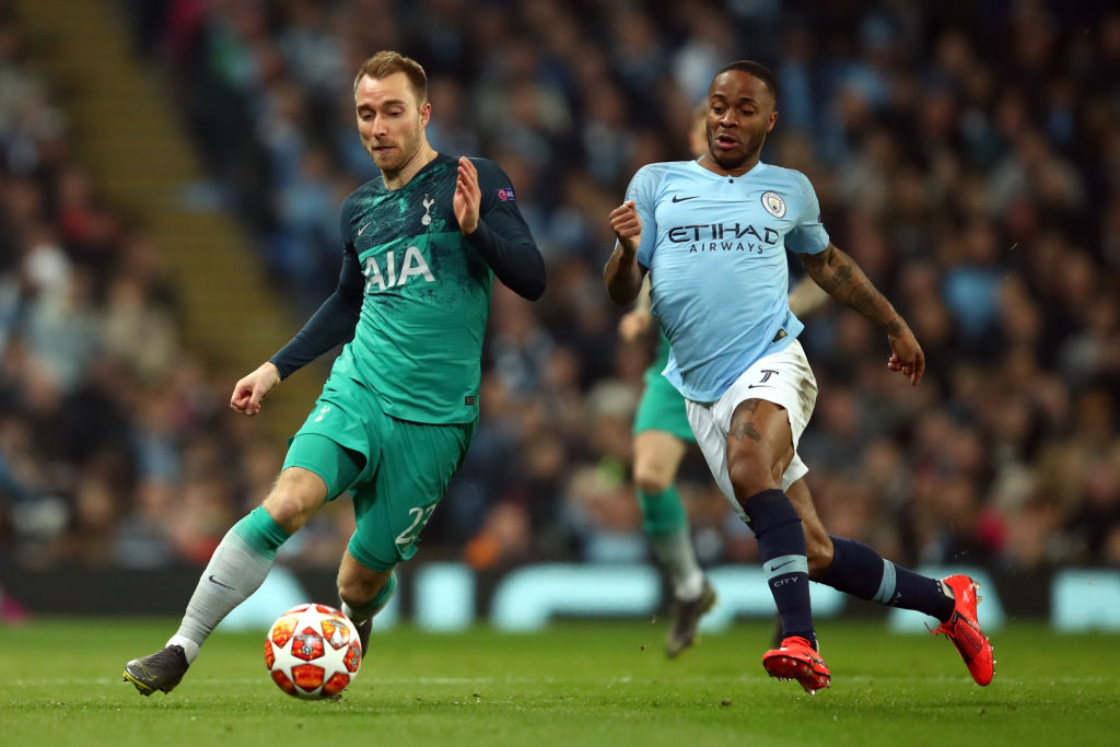 Tottenham make progress in Christian Eriksen negotiations amid interest from Real Madrid