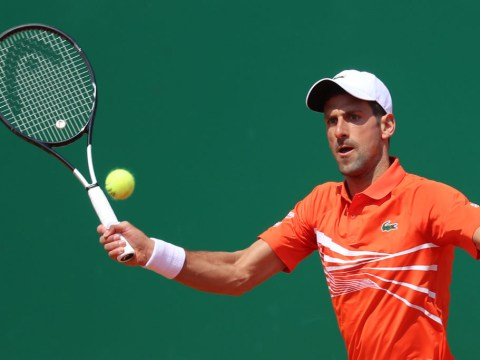 Much-improved Novak Djokovic reacts to reaching quarter-finals in Monte Carlo Masters