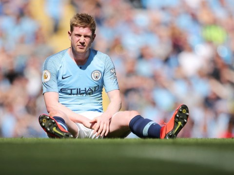 Pep Guardiola gives worrying prognosis after Kevin De Bruyne's latest injury