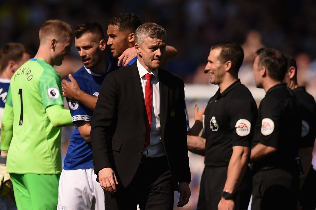Ole Gunnar Solskjaer was shocked by Manchester United's performance
