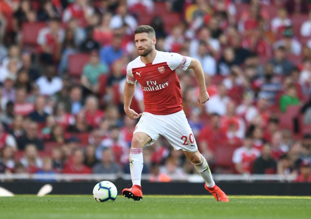 Gary Neville outlines the main reason behind Shkodran Mustafi's struggles at Arsenal