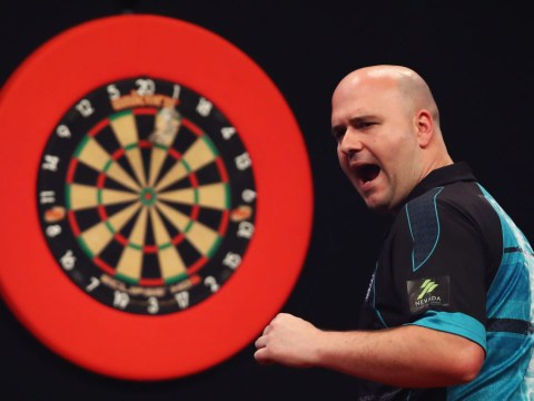 Rob Cross aiming to join Michael van Gerwen and Phil Taylor in Premier League Darts record books