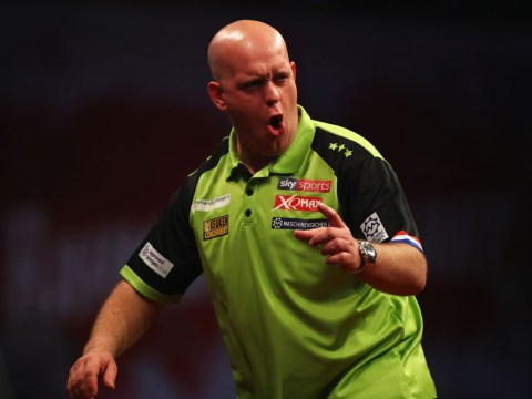Michael van Gerwen tells other players to keep quiet if they want to emulate his success