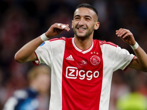 Tottenham interested in £40m Ajax striker Hakim Ziyech who will audition for move in Champions League semi-final