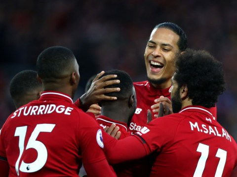Mohamed Salah joins elite club as Liverpool retake Premier League top spot with Huddersfield win