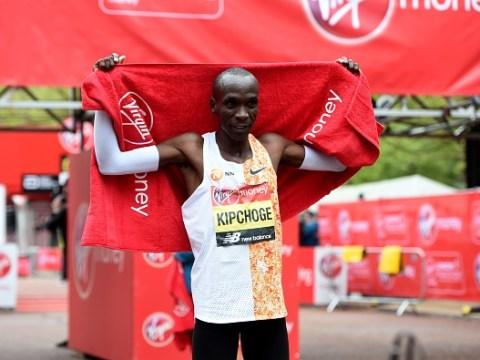 Who won the London Marathon 2019 races?