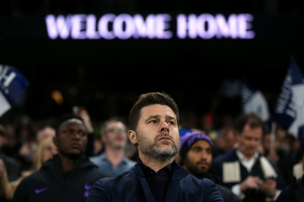 Mauricio Pochettino hails Tottenham's homecoming as one of the best moments of his life