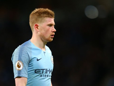 Kevin De Bruyne takes a swipe at Tottenham's new stadium ahead of Champions League clash