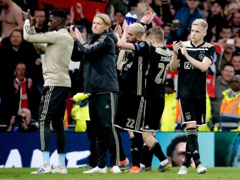 Rio Ferdinand rates Tottenham's chances of reaching Champions League final after Ajax defeat