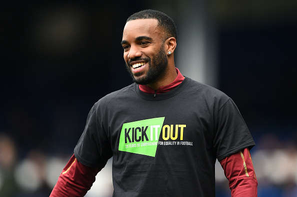 Alexandre Lacazette rates Arsenal's chances of securing Premier League top-four finish