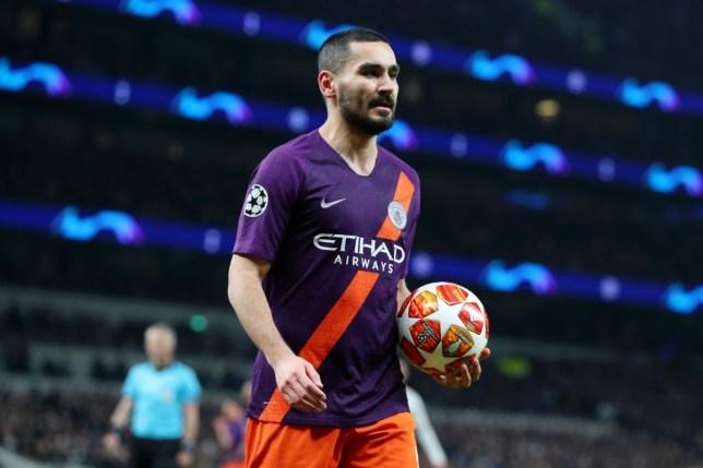 Man City ace Ilkuy Gundogan says Liverpool can beat Barcelona