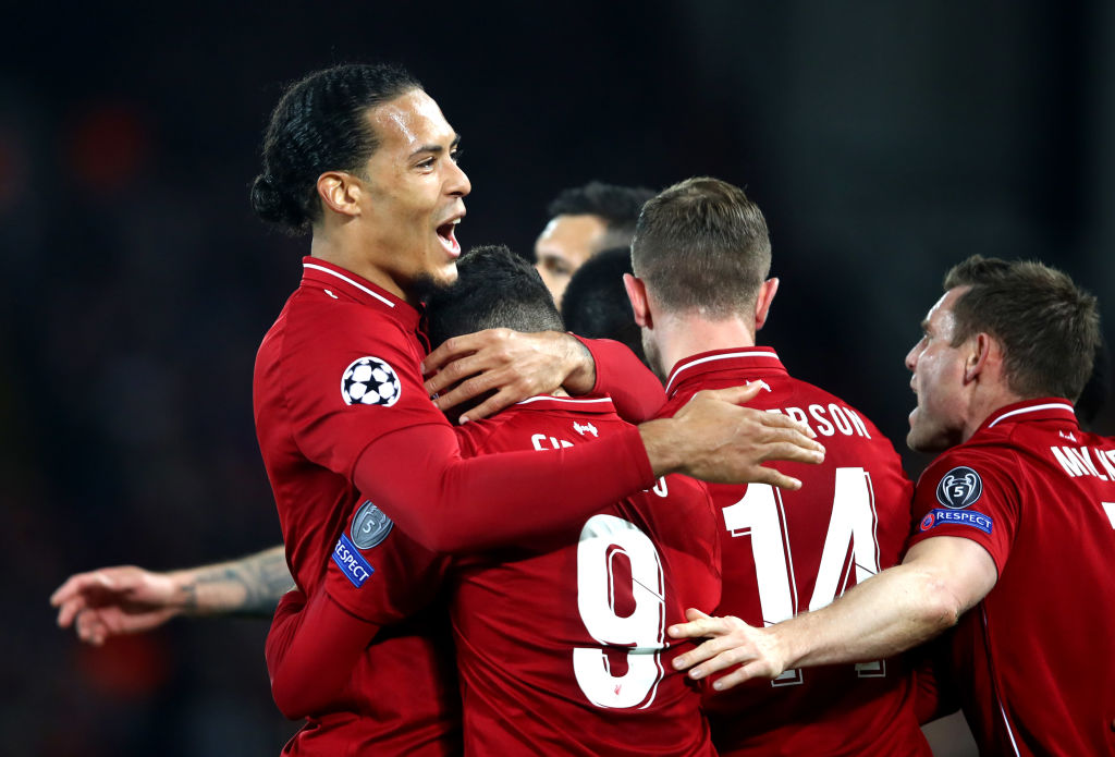 Virgil Van Dijk names the one reason why Liverpool's tie with Porto is far from over