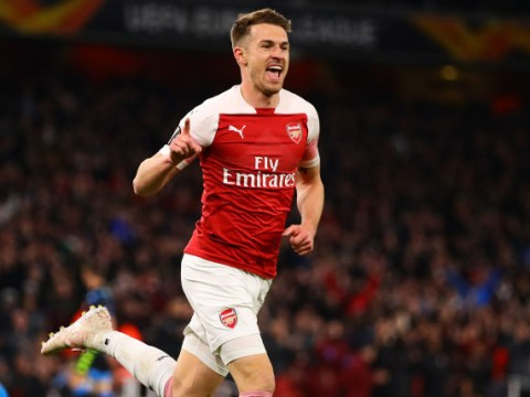 Martin Keown concerned Aaron Ramsey is leaving Arsenal at his peak