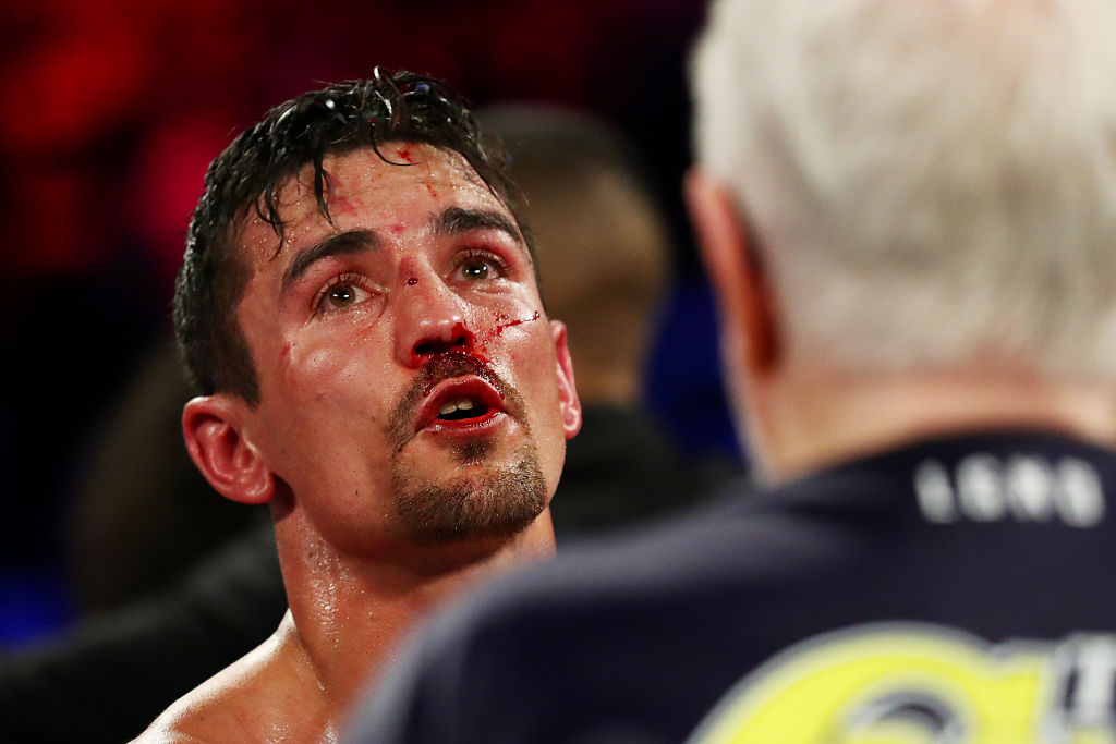 Anthony Crolla picks up £230,000 fight purse in brutal knockout defeat to Vasyl Lomachenko