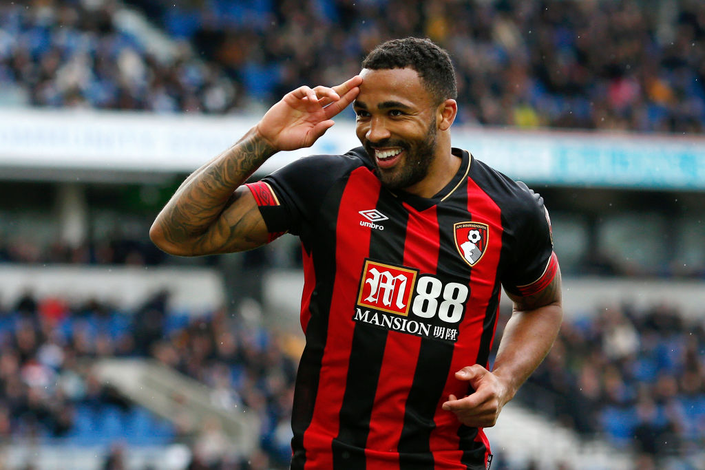 Callum Wilson happy at Bournemouth amid transfer links to Chelsea