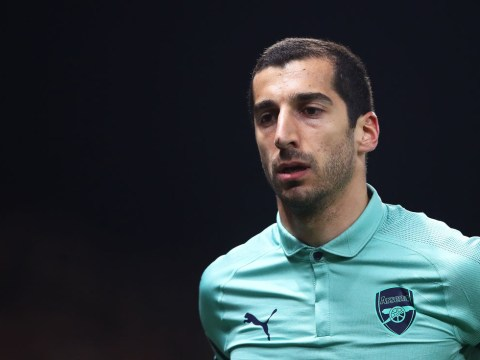 Arsenal get major Henrikh Mkhitaryan Europa League boost