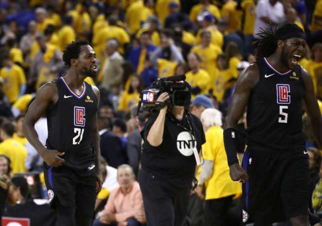 The LA Clippers leveled the series with their win against the Golden State Warriors